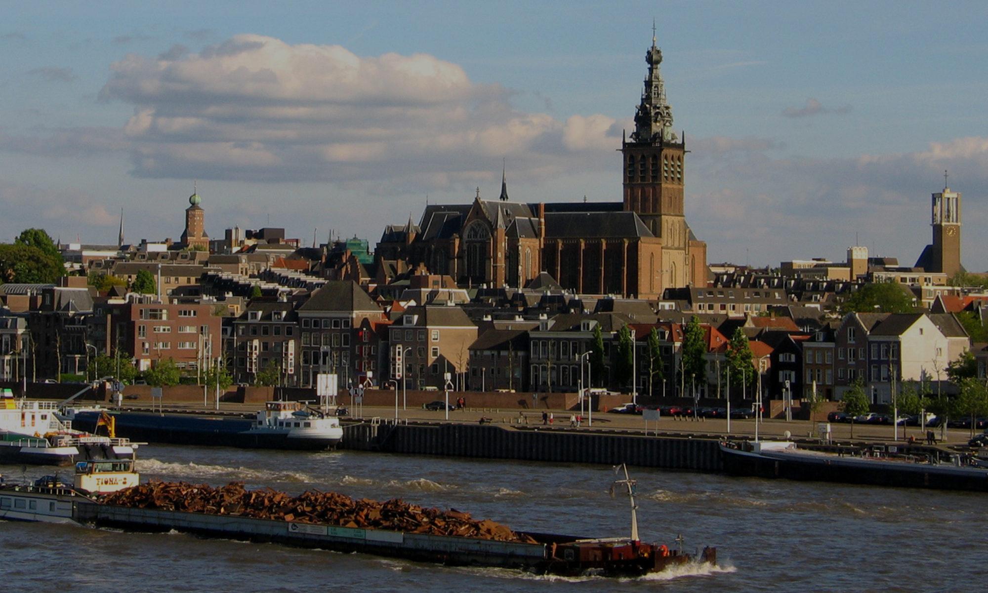 Nijmegen, een stad om van te houden